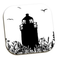 Da Banks Auld Lighthouse - Coaster