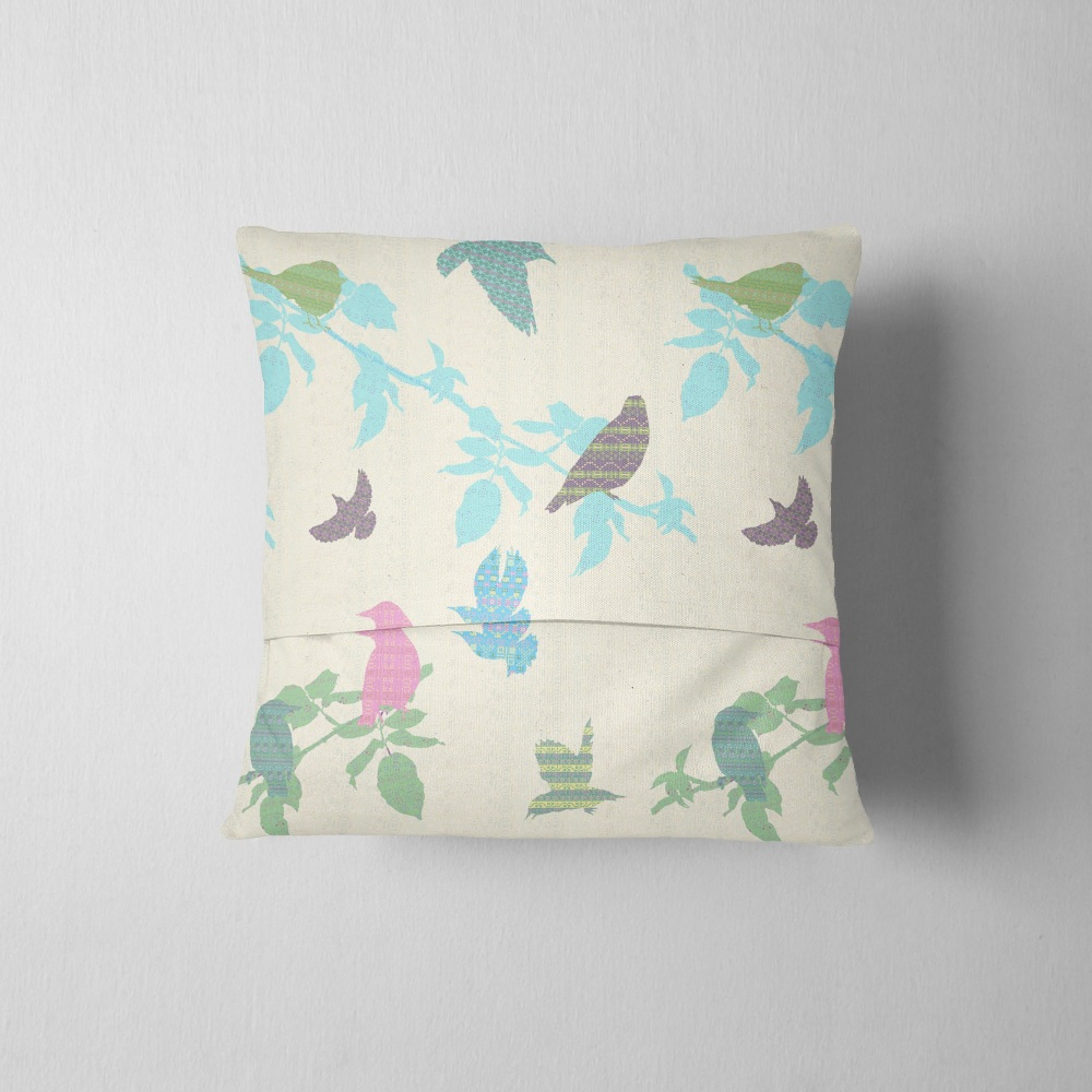 Shetland Starling - Original Cushion