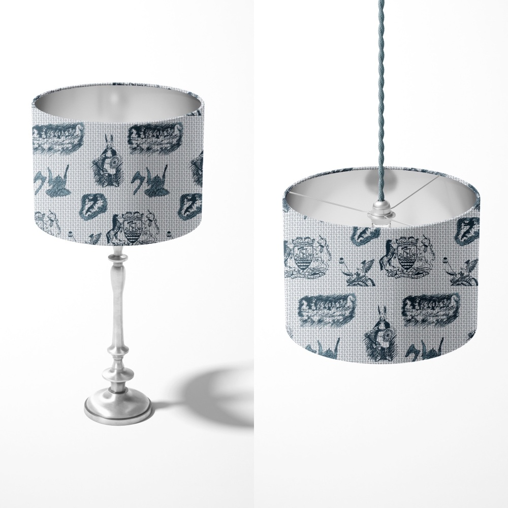 Up Helly AA - Tactile Lampshade