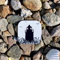Da Banks Auld Lighthouse - Coaster