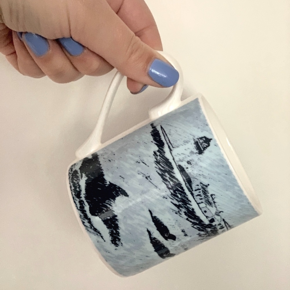 Da Shore Side - Bone China Mug