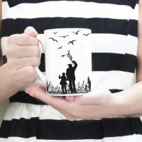 Da Banks Me & Dad - Bone China Mug