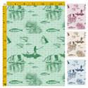 Tammie Norie Fishing - Fabric