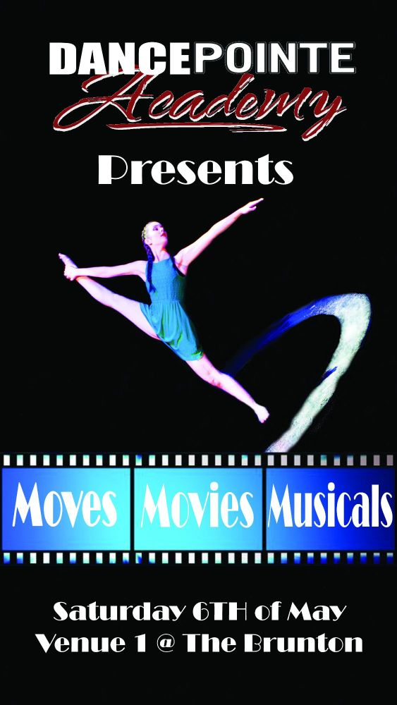 Moves, Movies & Musicals 2017 Facebook advert