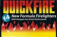 1 Pack Quickfire Firelighters