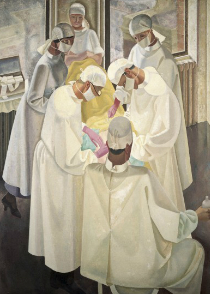 reginald brill a surgical operation 1934-5 v2