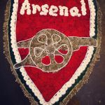 Arsenal Badge Sympathy Tribute