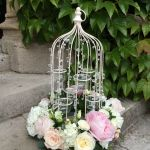 Birdcage Table Decoration