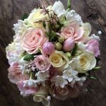 Spring time Posy