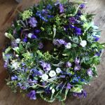 Country Garden Large Wreath