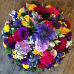 Multi-Colour Summer Posy