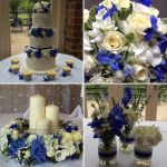 Beautiful Blue & Ivory Wedding Theme!