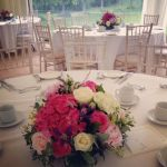 Marquee Summer Table Decs
