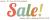 Slider Banner \'Sale\'