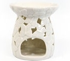 Embossed Butterfly Burner
