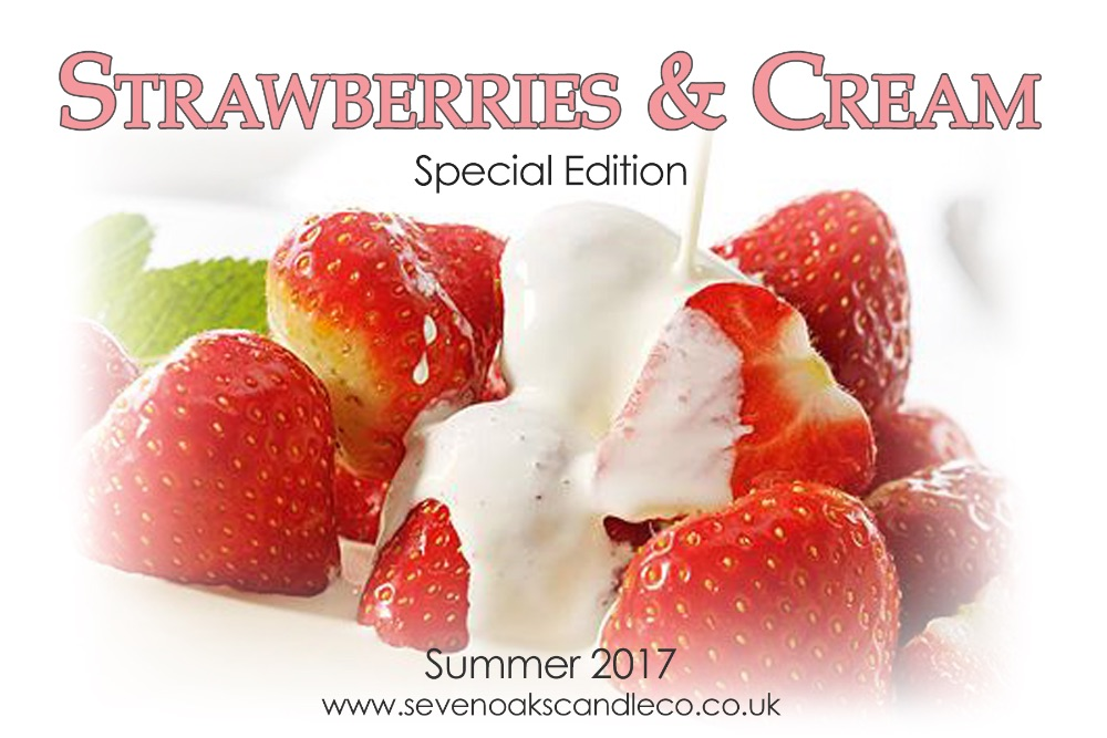 Summer 2017 - Strawberries & Cream