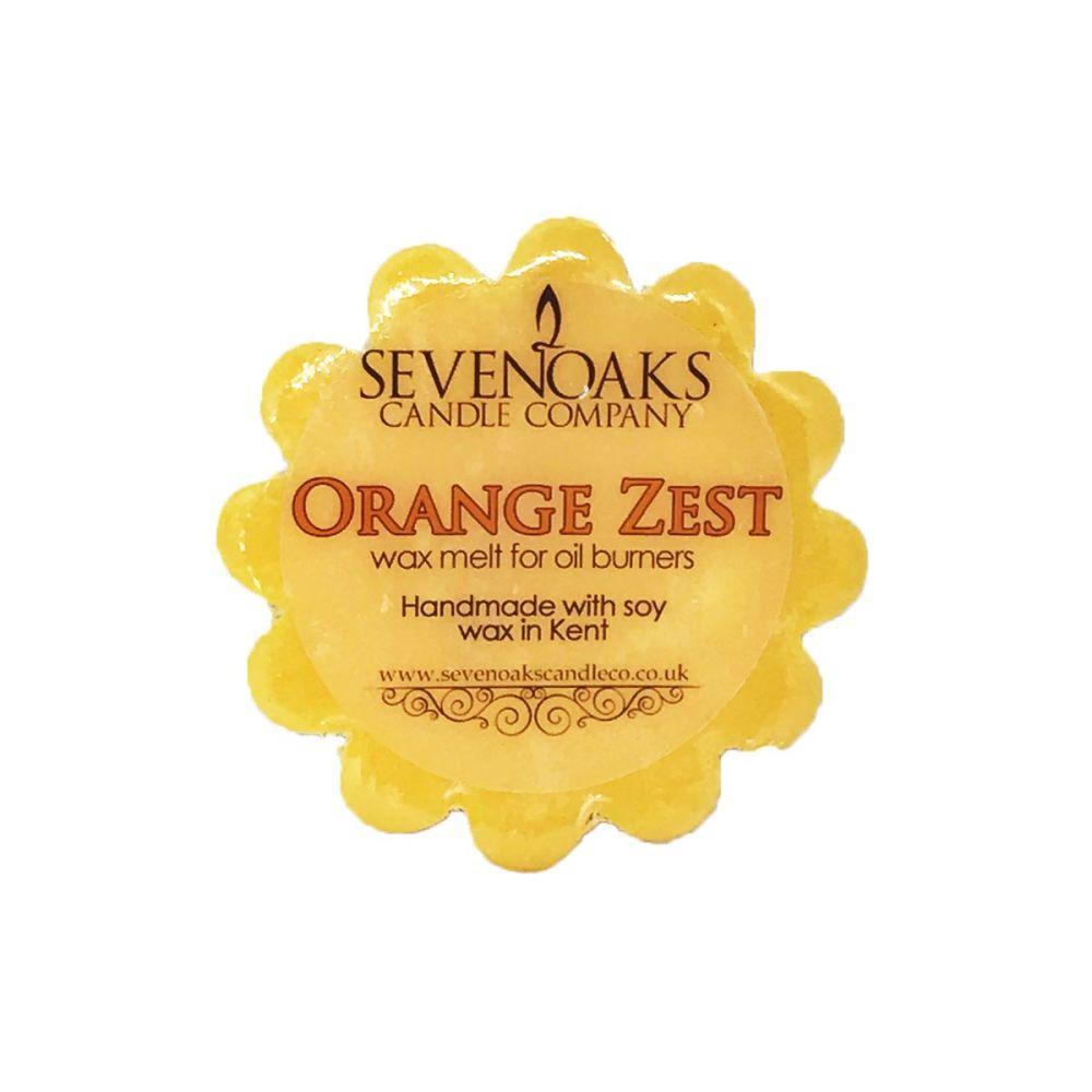 Orange Zest Melt