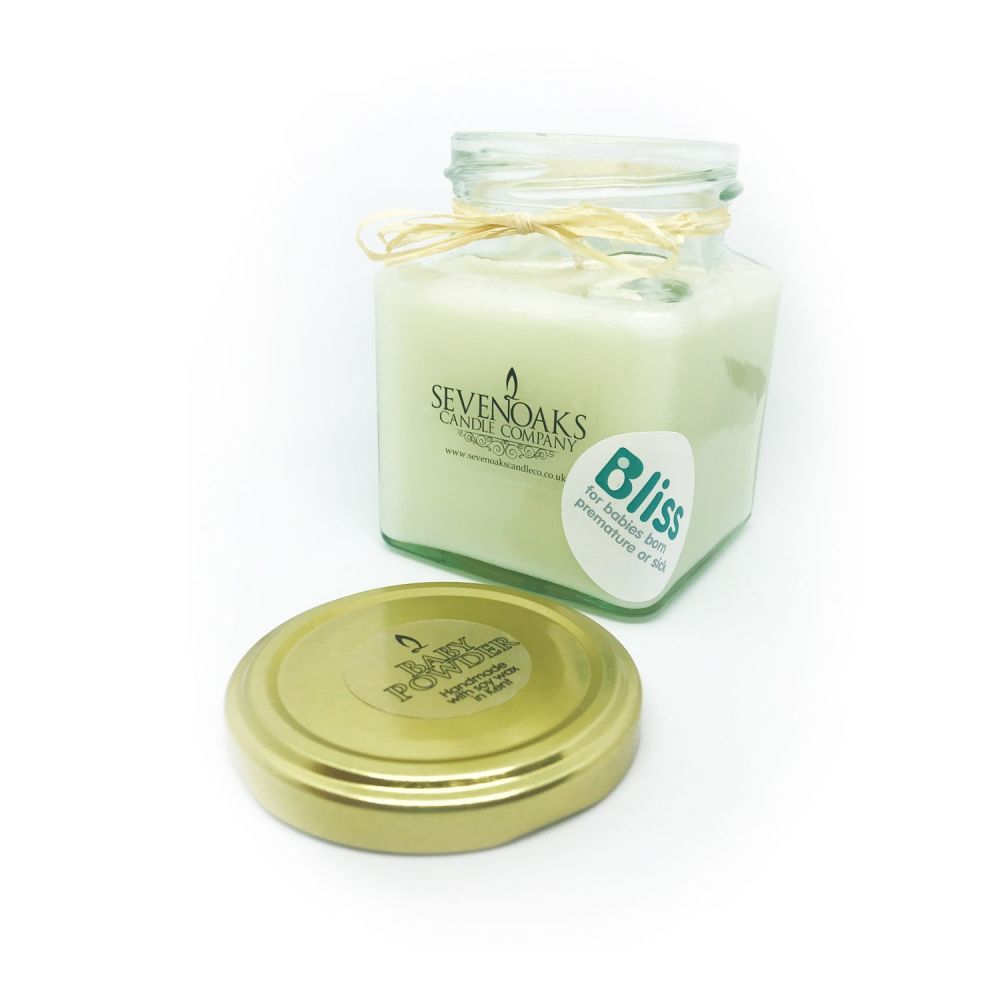 Baby Powder | fundraising candle for Bliss