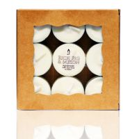 Rich Fig & Melon Tea Lights