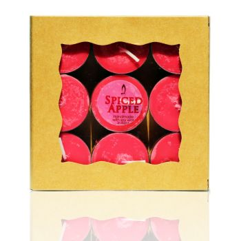 Spiced Apple Tea Lights