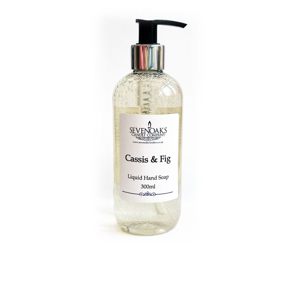 Cassis & Fig Liquid Hand Wash