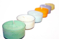 Signature Scents: Tea Lights
