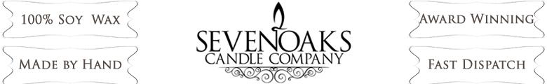 Sevenoaks Candle Company, site logo.