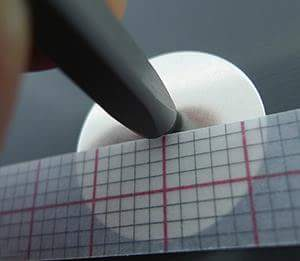PERFECT STAMP STRAIGHT TAPE WITH LINES