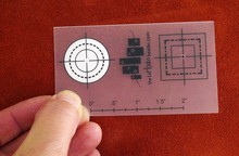 CENTRE FINDER CARD