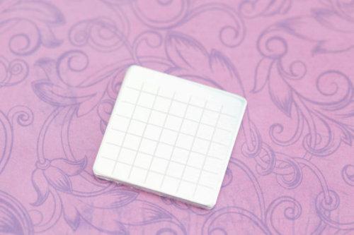 PREORDER - Calendar Grid Blank - Guidelines for Stamping Calendars - 1