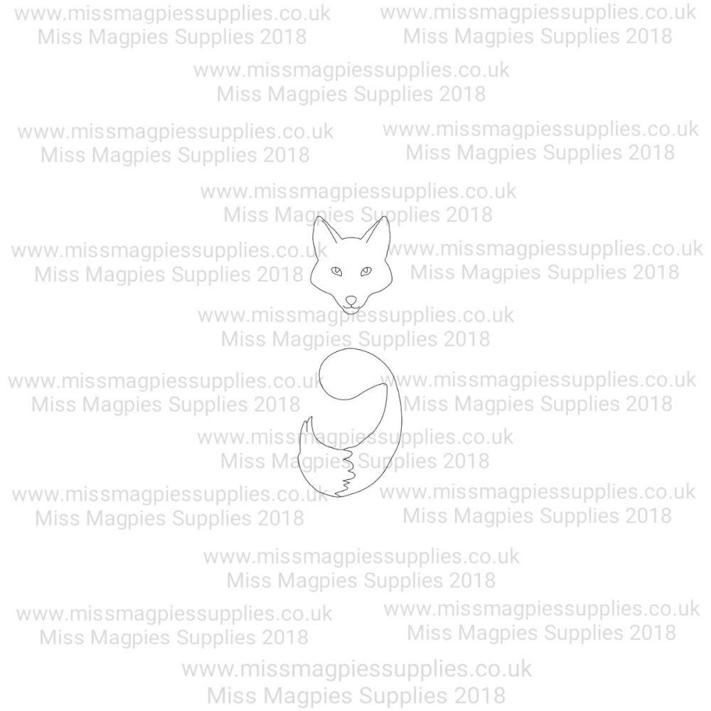 MMS DESIGN STAMP - SEMI COLON - FOX - SELECT SIZE