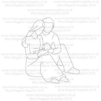 MMS DESIGN STAMP - FAMILY - PLEASE SELECT SIZE