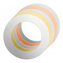ALUMINUM SOFT STRIKE BLANK - 38MM 1 1/2