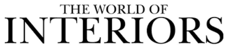 world of interiors logo