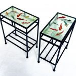 Koi box tables