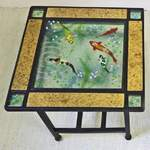 koi small side table
