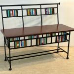 1 Multi Side Panel Bench
