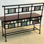 4 Multi Side Panel Bench