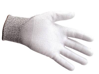 HYM336 Carton of Hymac HPPE Cut Resistance Grip Gloves Charcoal Grey