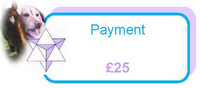 Payment of £25