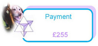 Payment of £255