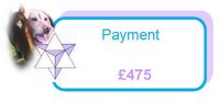 Payment of £475