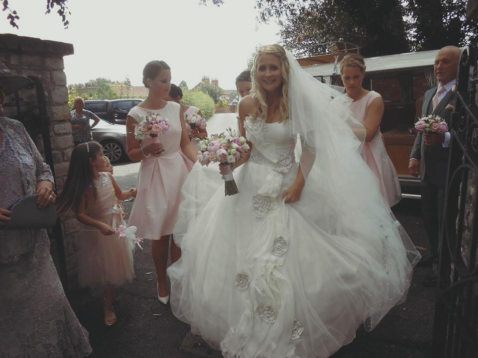 Retford wedding hair & make-up