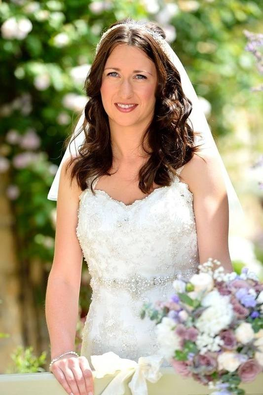 Bridal hair & make-up Retford