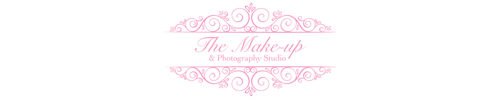 The Make-up & Photography Studio, site logo.