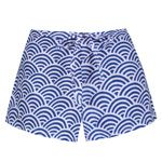 Women's Shorts - Rainbow Blue