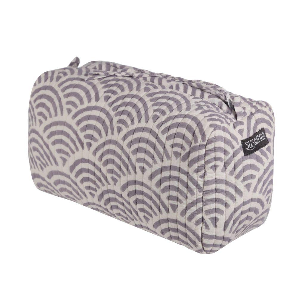 Wash Bag - Rainbow Grey