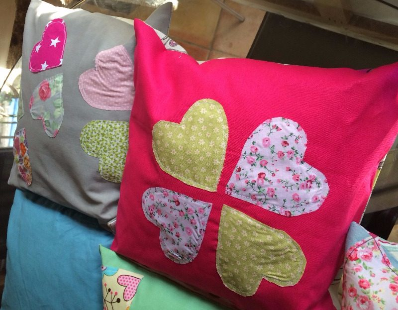 little cushions