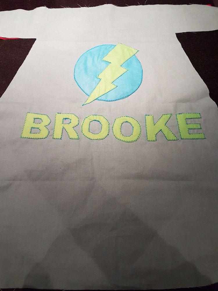 Brooke Superhero Capes