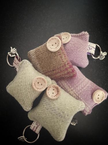 Lavender Keyrings